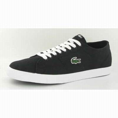 Lacoste Chaussures Femme Soldes